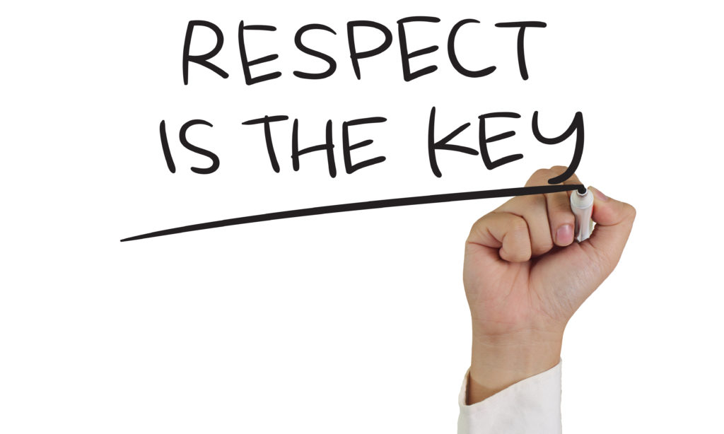 respect matters Through the broad range of activities provided, students learn that respect is the foundation for all civil behavior each unit contains a story followed by several discussion questions and an activity.