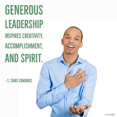 PCG SCE Generous Leadership 052118a