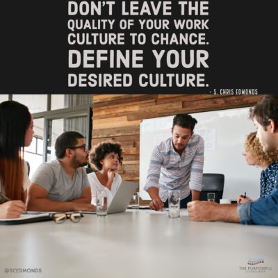 PCG SCE Define Your Work Culture 081919