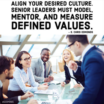 PCG SCE Align Your Desired Culture 090219