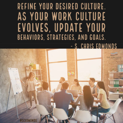PCG SCE Refine Your Desired Culture 091619