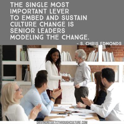 PCG SCE Senior Leaders Modeling the Change 011620