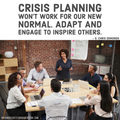 PGC SCE Crisis Planning Won't Work 041320